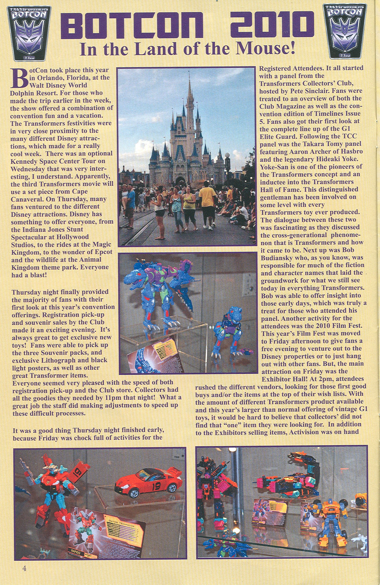 Read online Transformers: Collectors' Club comic -  Issue #34 - 4