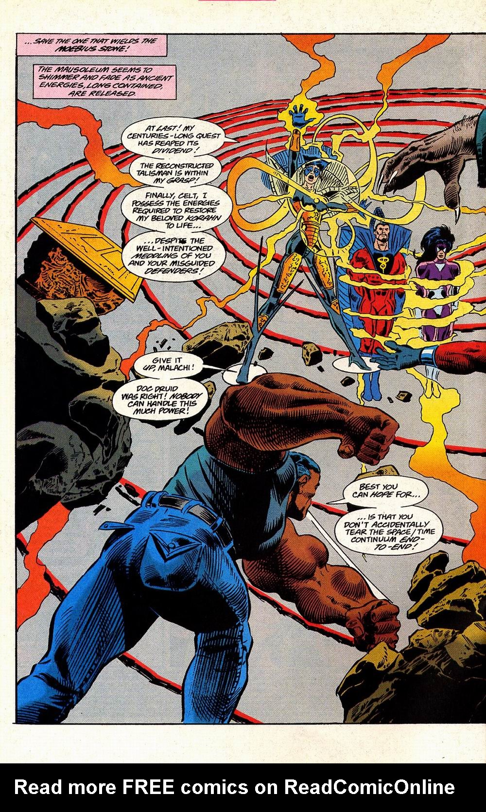 Read online Secret Defenders comic -  Issue #17 - 3
