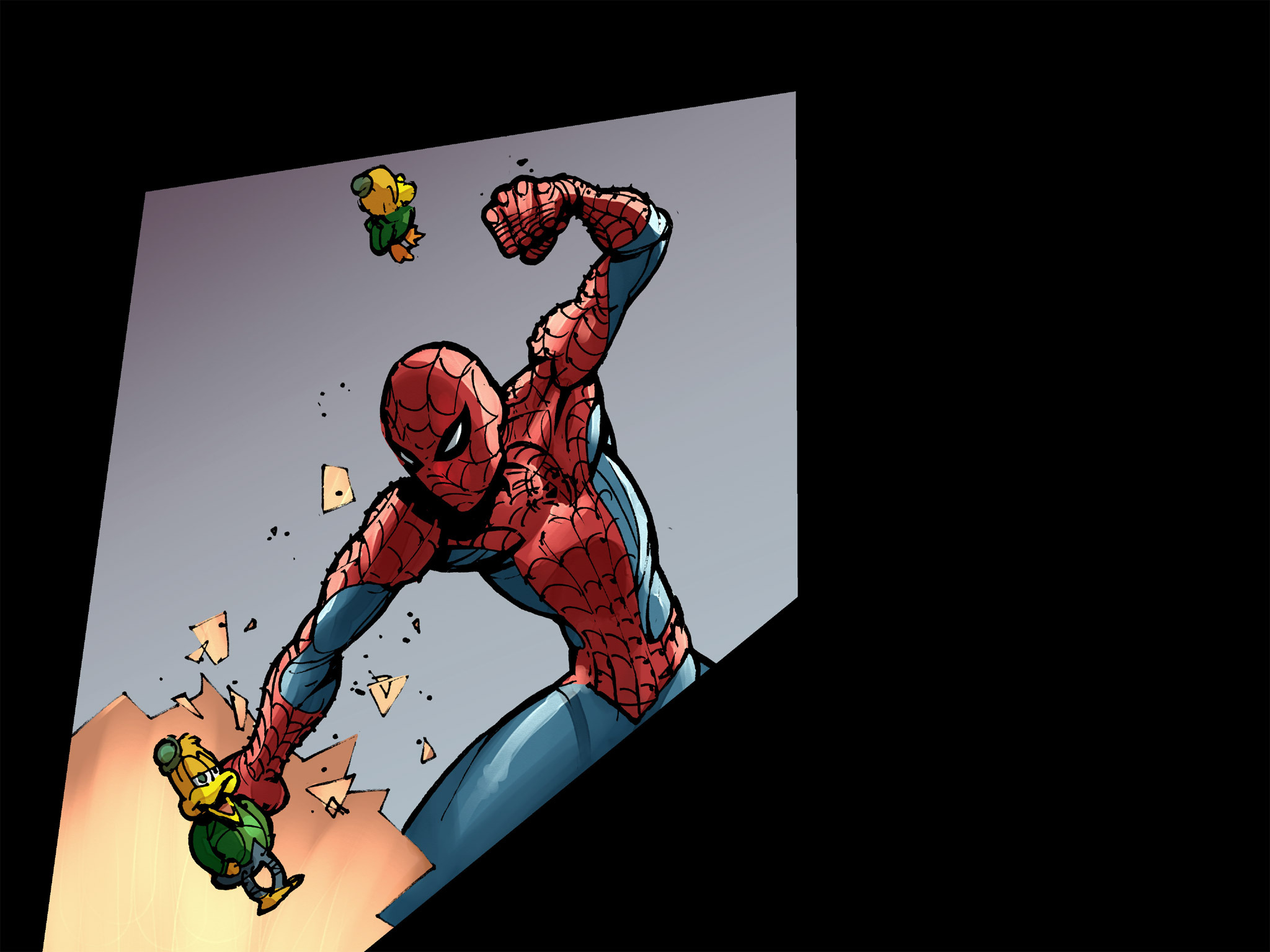 Read online Amazing Spider-Man: Who Am I? comic -  Issue # Full (Part 2) - 145
