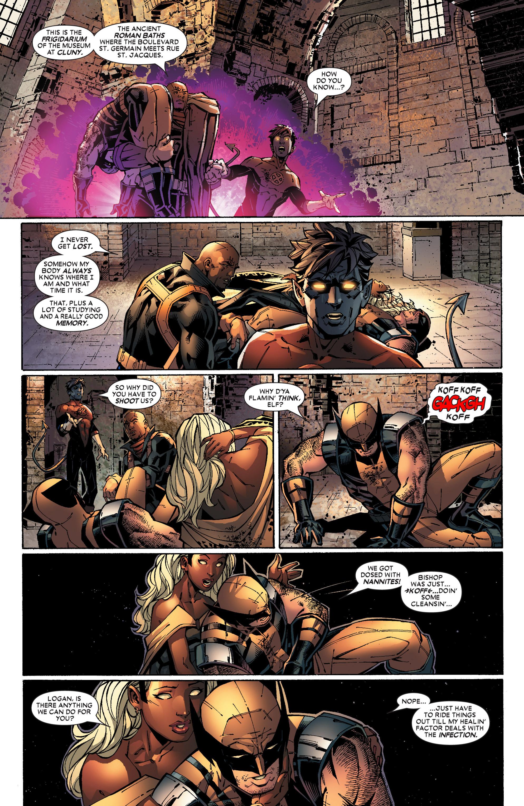 Read online Uncanny X-Men (1963) comic -  Issue #453 - 7