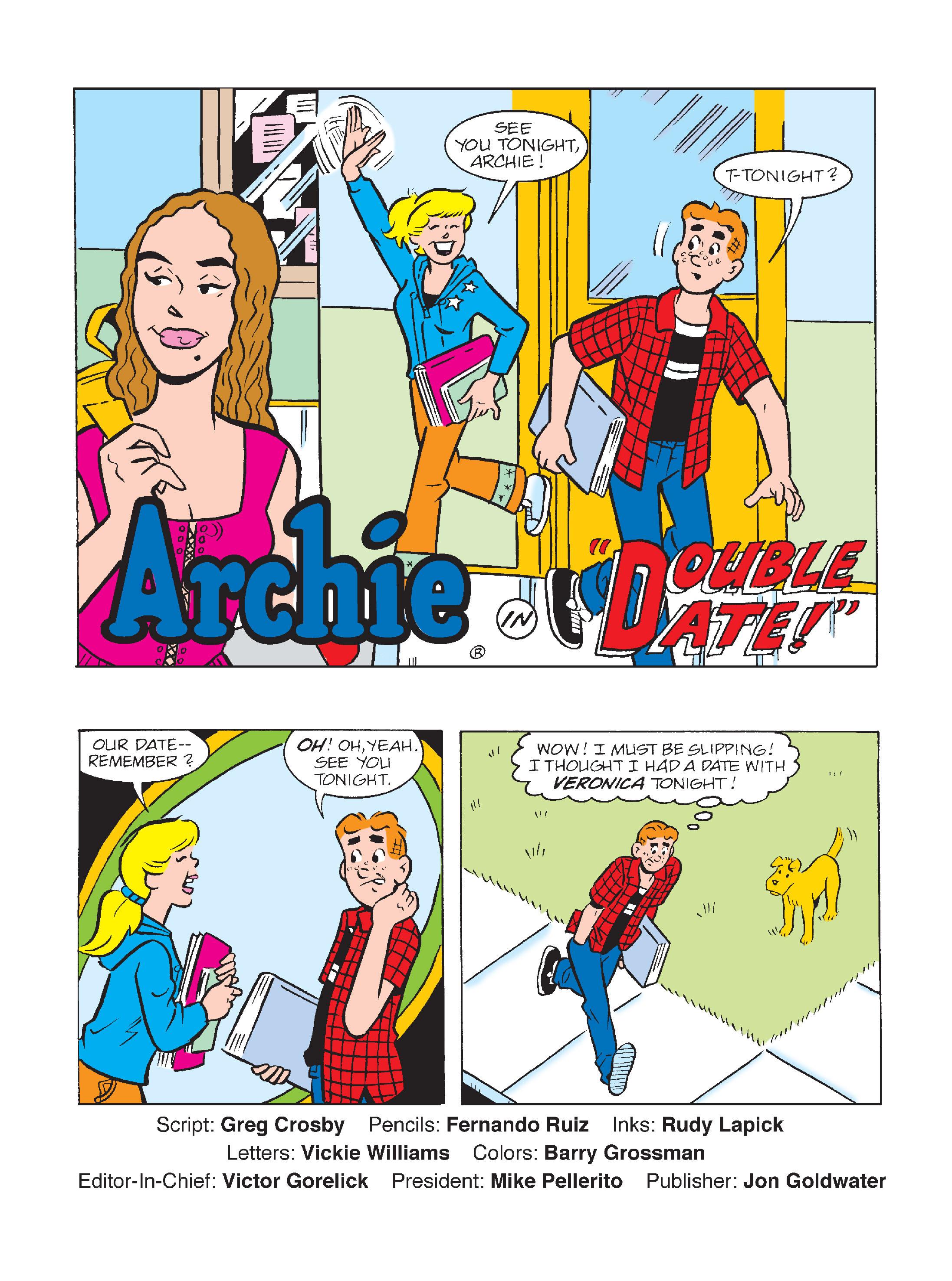 Read online Archie 1000 Page Comics Bonanza comic -  Issue #1 (Part 1) - 73