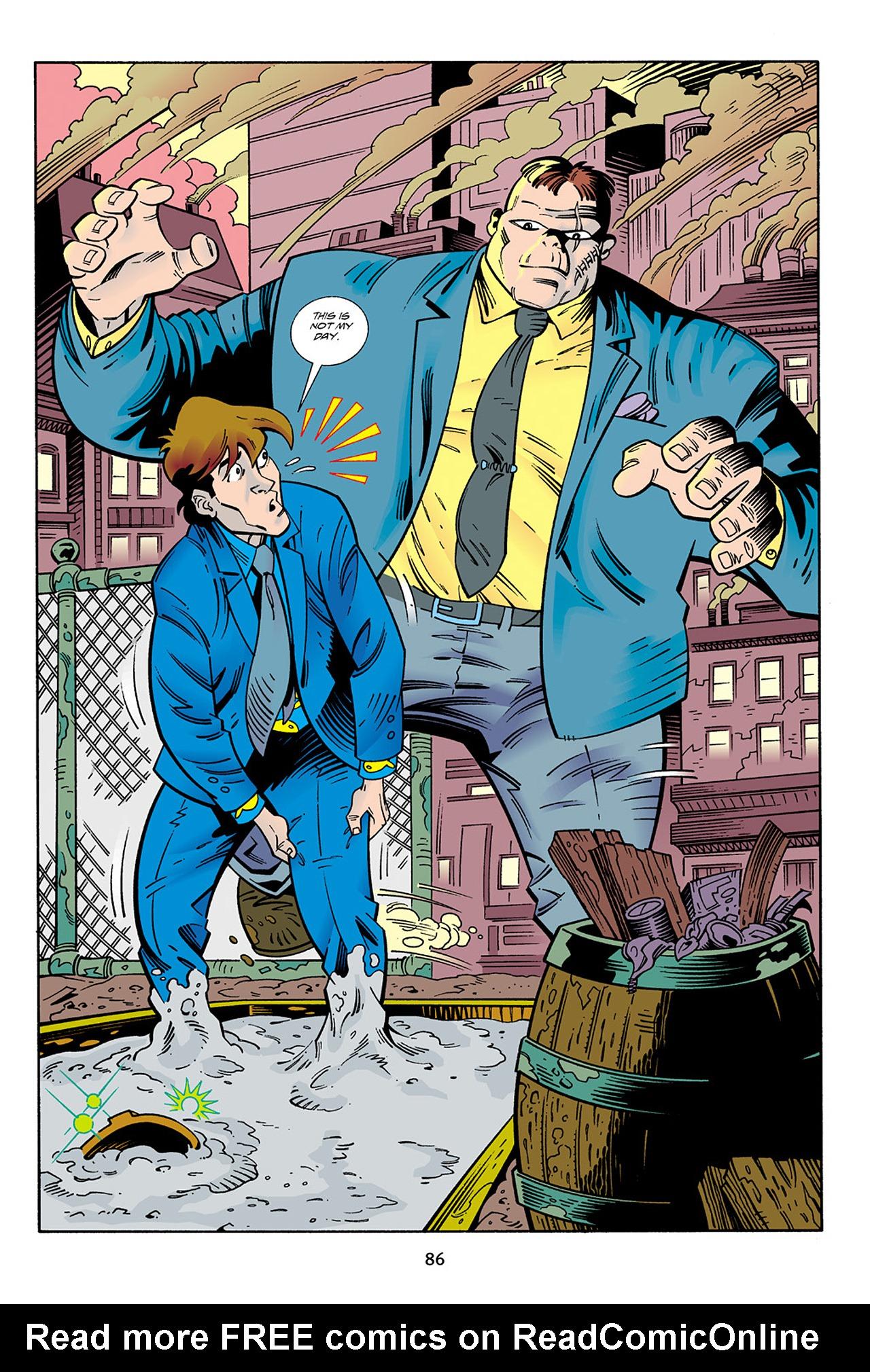 Read online Adventures Of The Mask Omnibus comic -  Issue #Adventures Of The Mask Omnibus Full - 86