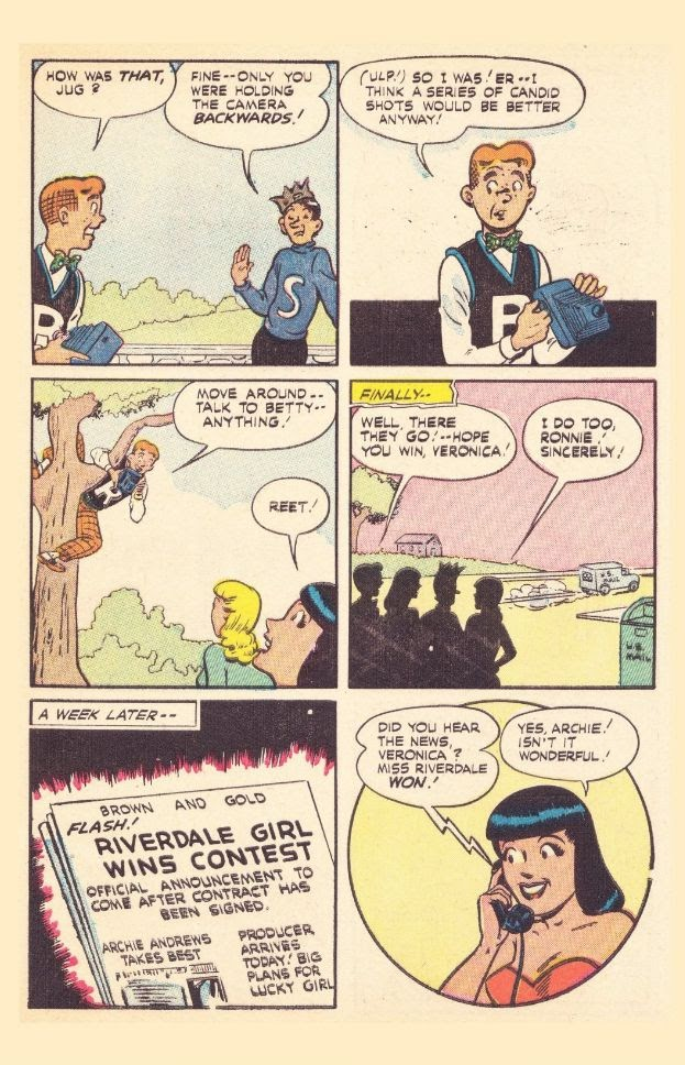 Archie Comics issue 039 - Page 6