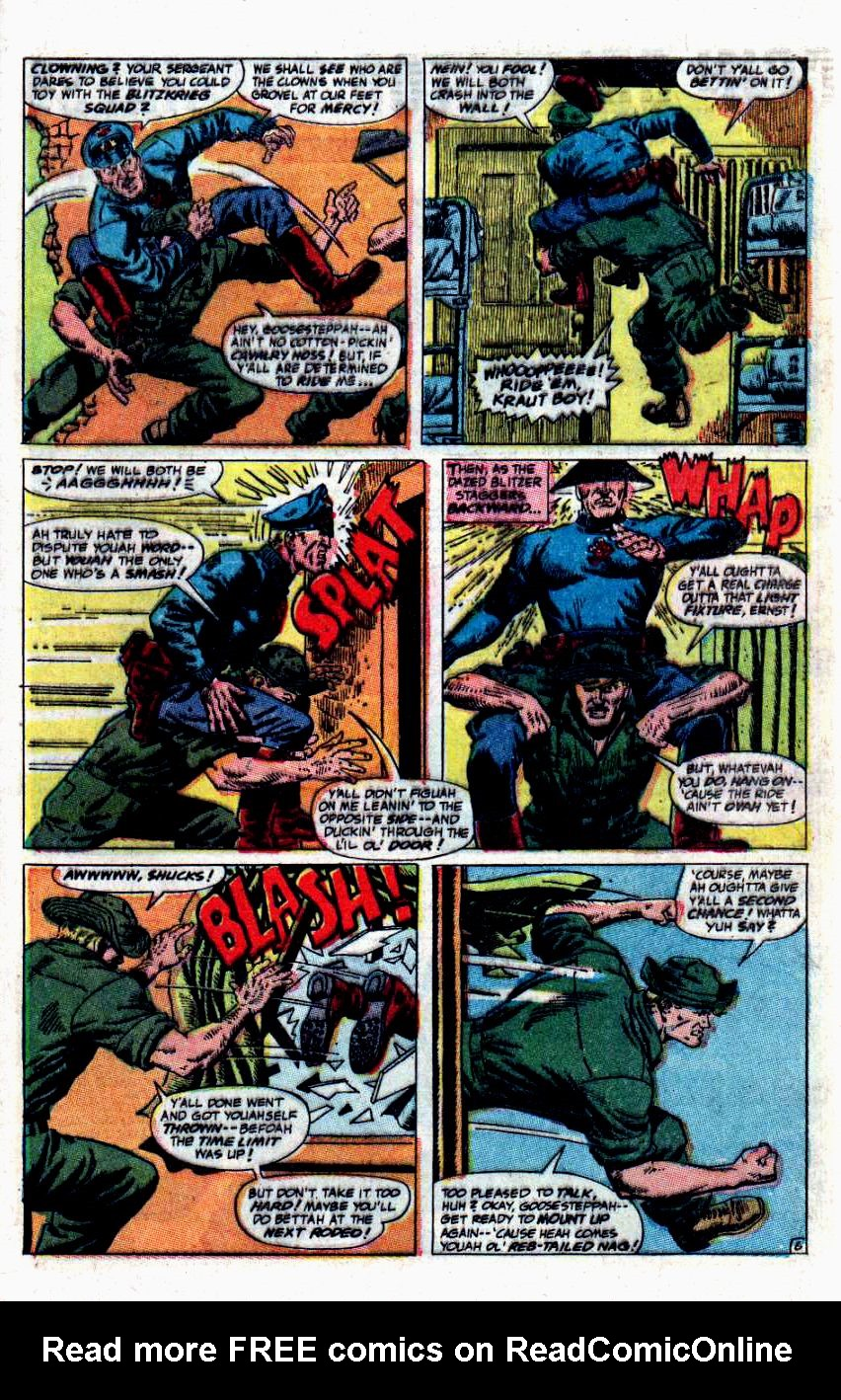 Read online Sgt. Fury comic -  Issue #48 - 9