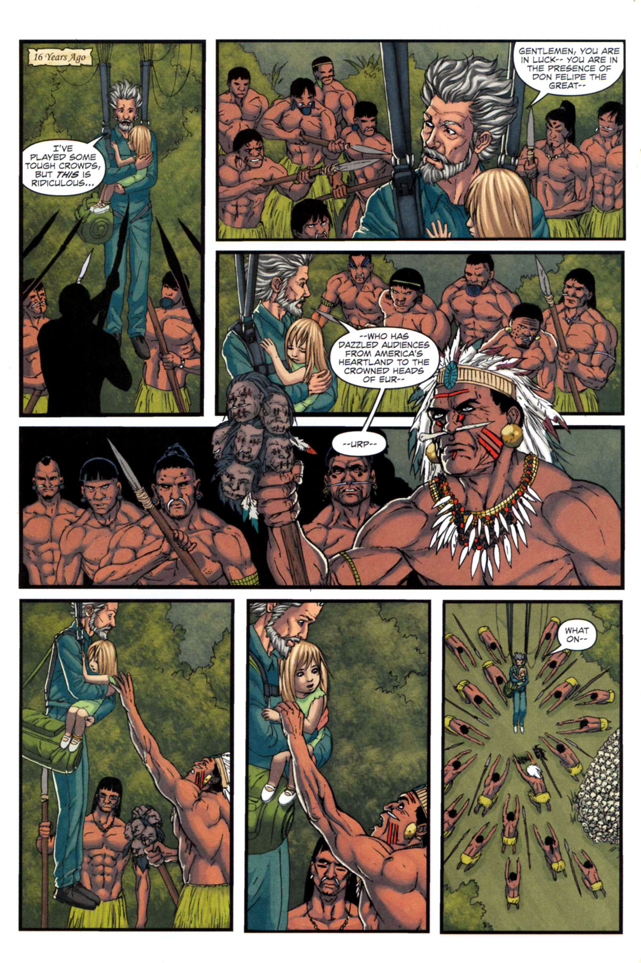 Read online Sheena, Queen of the Jungle comic -  Issue #5 - 11