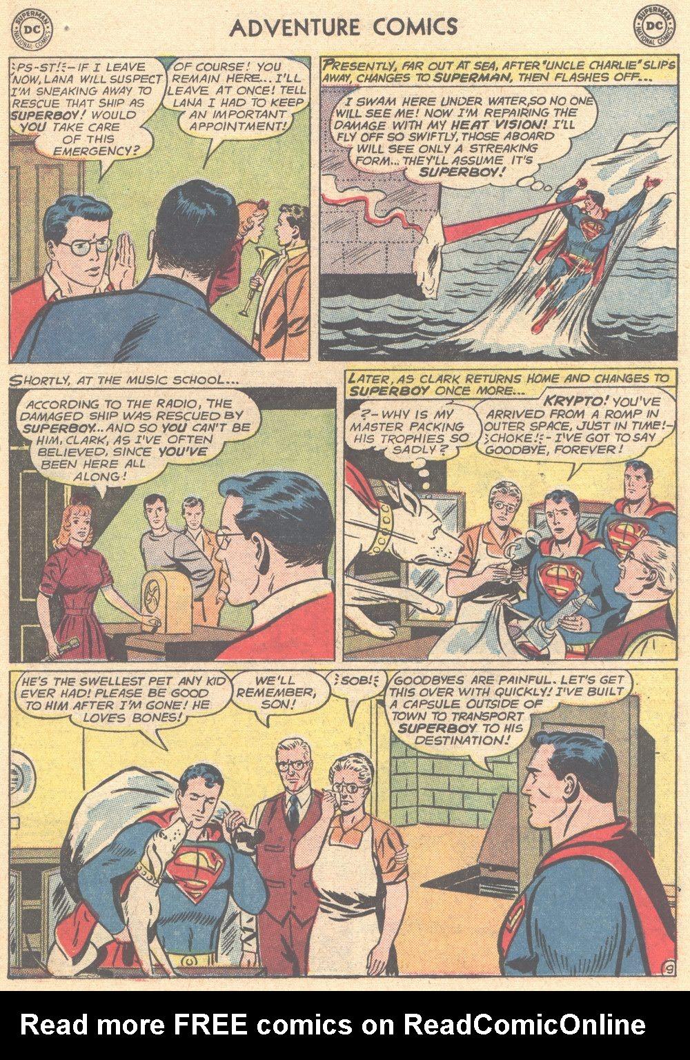 Read online Adventure Comics (1938) comic -  Issue #304 - 12