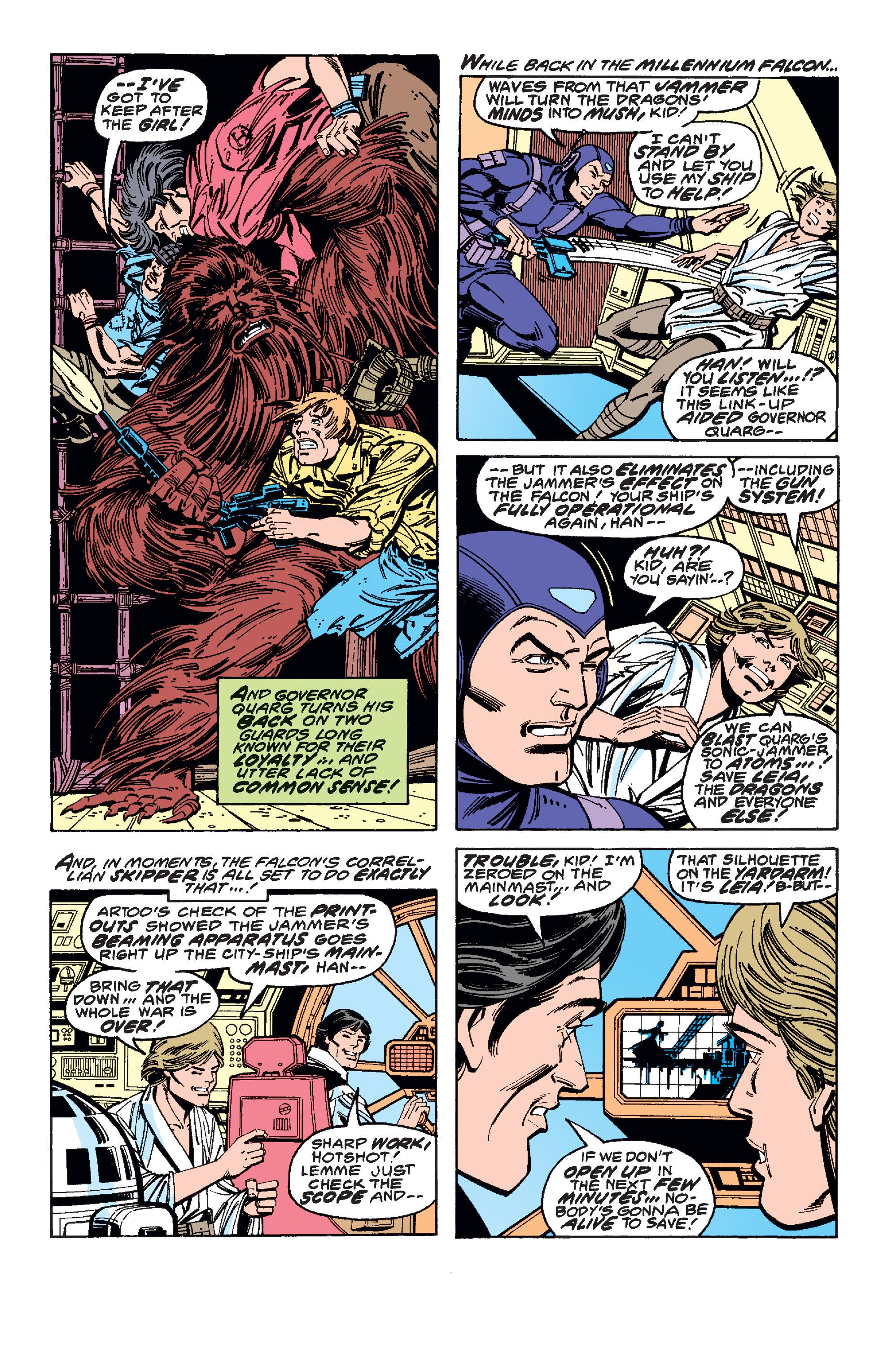 Read online Star Wars Omnibus comic -  Issue # Vol. 13 - 256