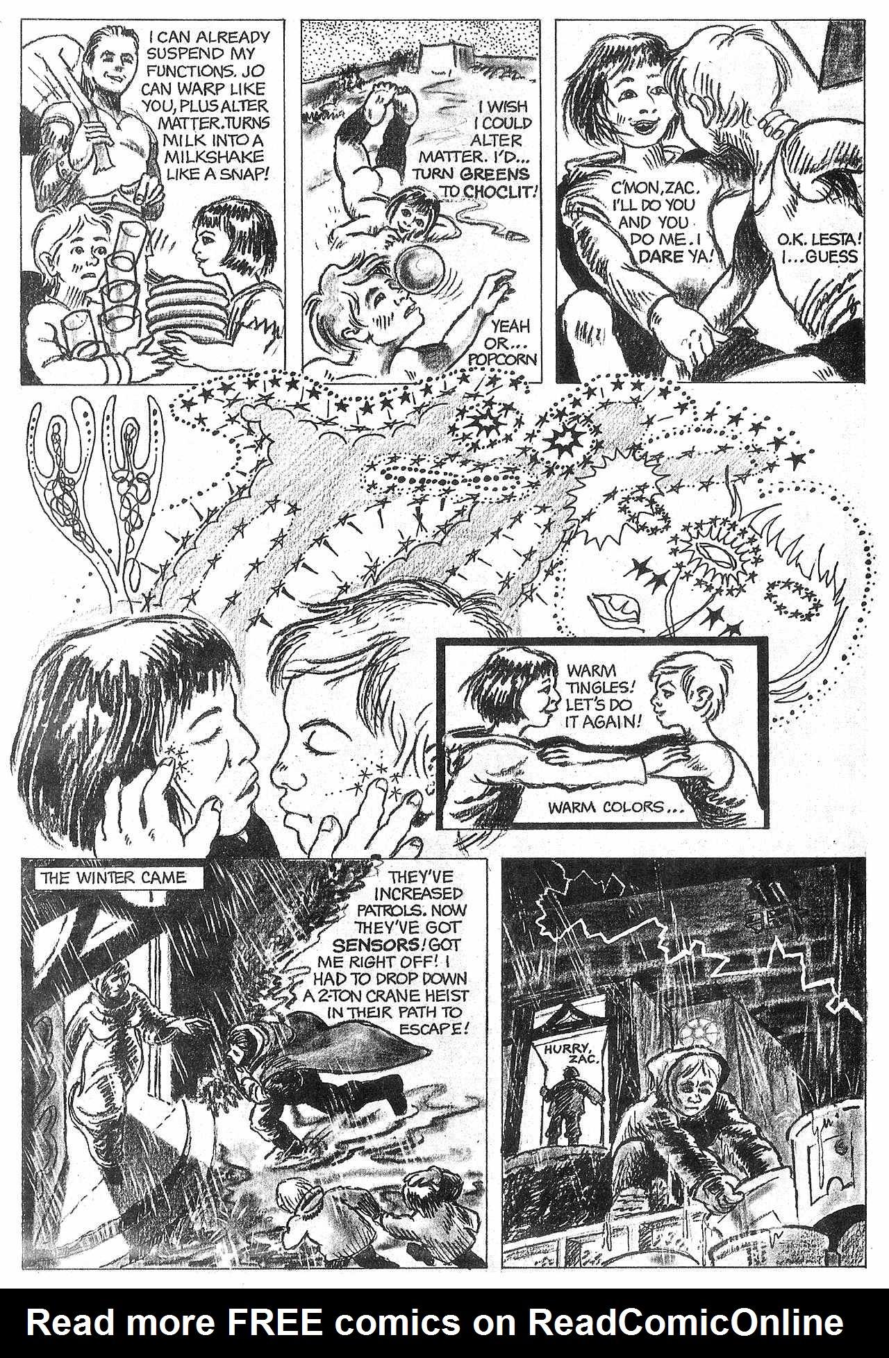 Read online Star*Reach comic -  Issue #7 - 31
