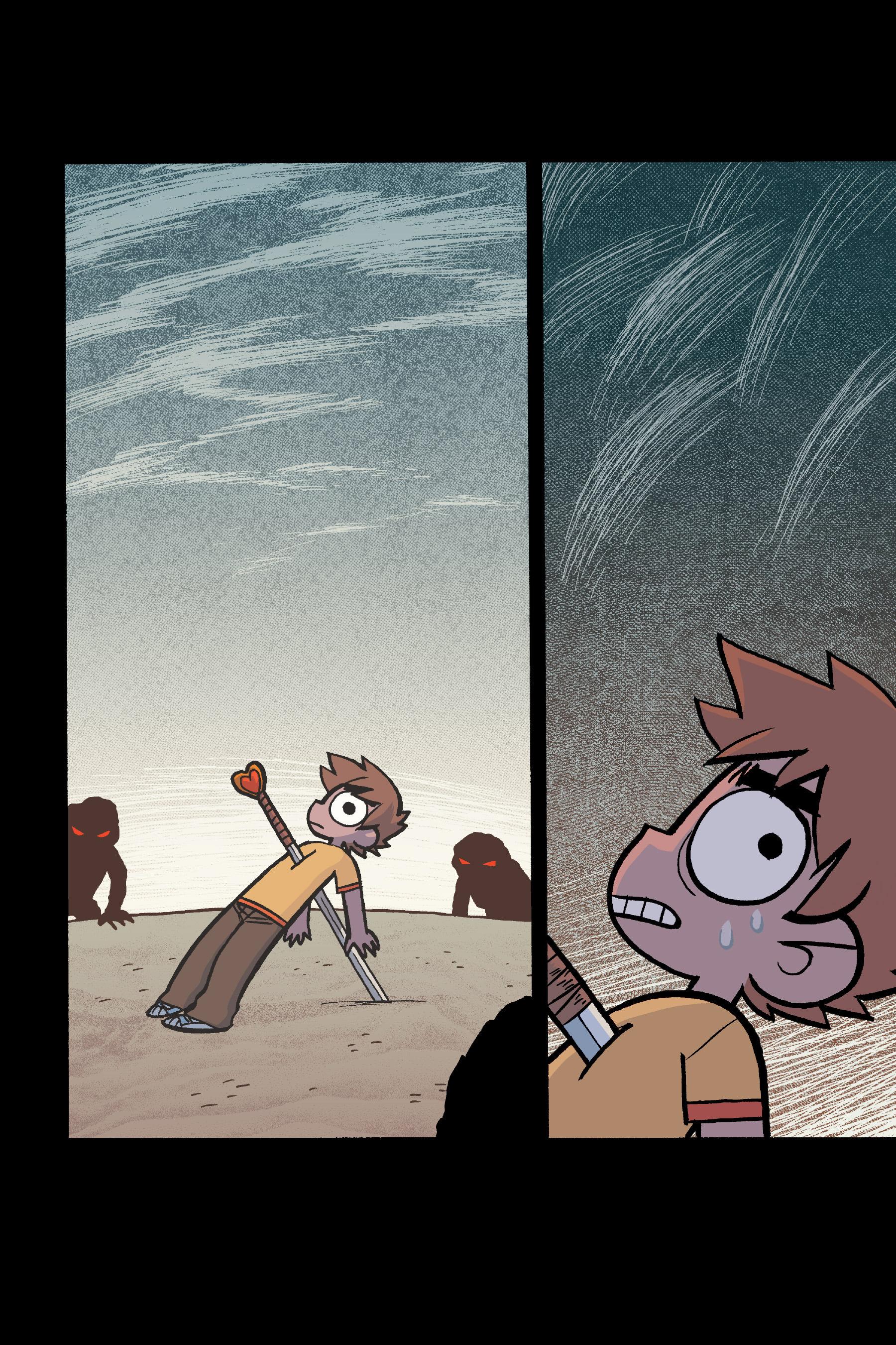 Read online Scott Pilgrim comic -  Issue #6 - 25