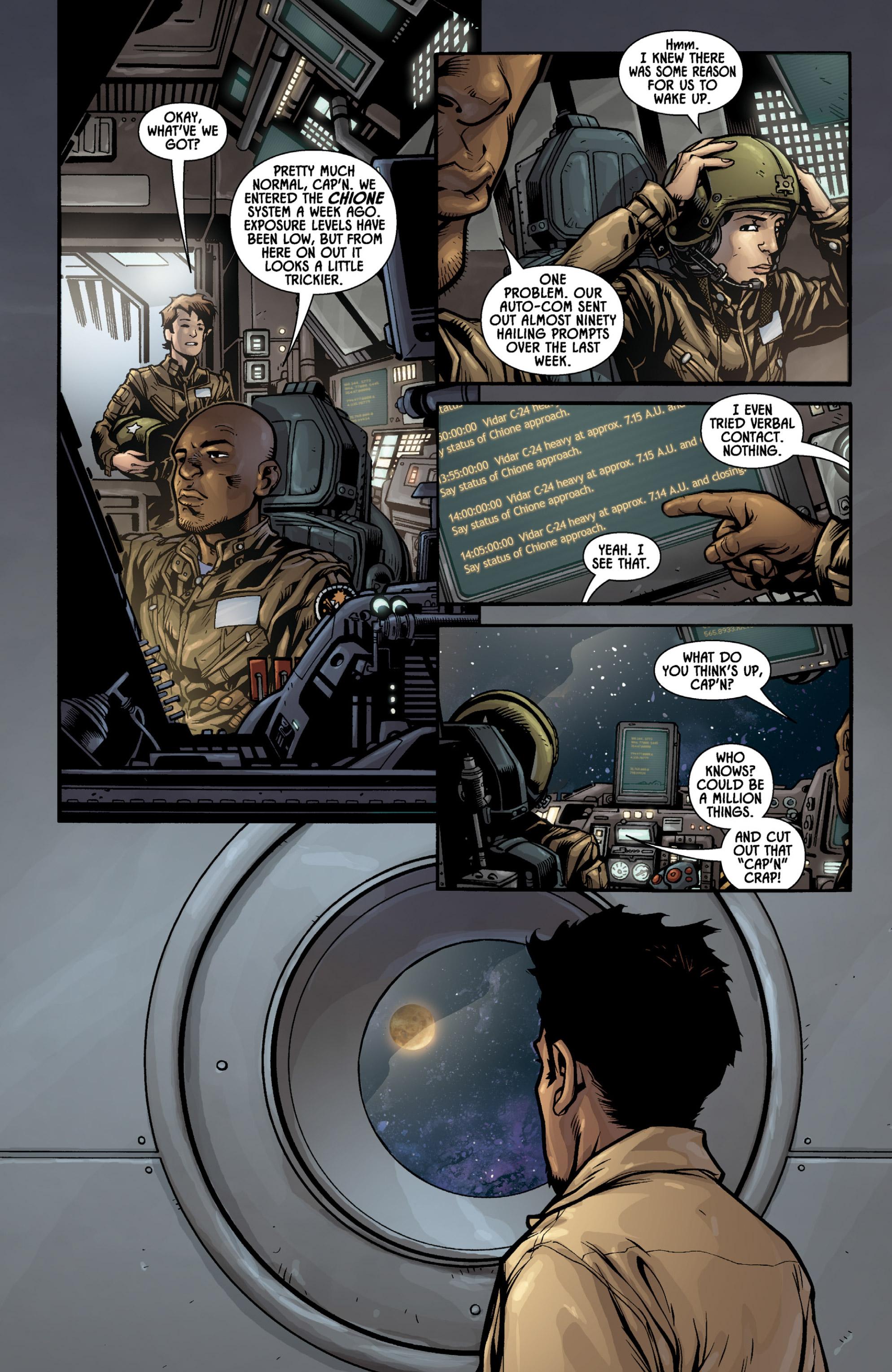 Read online Aliens (2009) comic -  Issue # TPB - 20