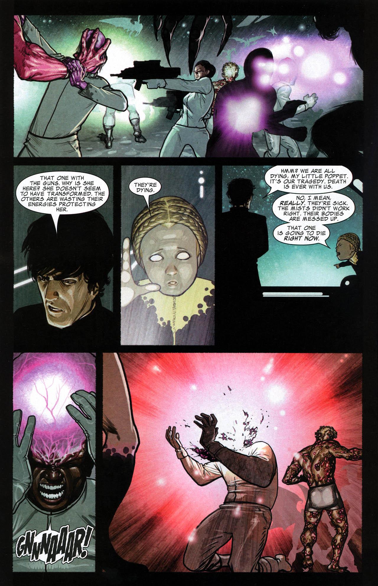 Read online Silent War comic -  Issue #6 - 13