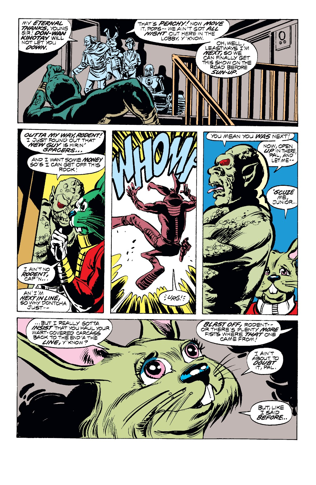 Read online Star Wars Legends: The Original Marvel Years - Epic Collection comic -  Issue # TPB 1 (Part 2) - 45
