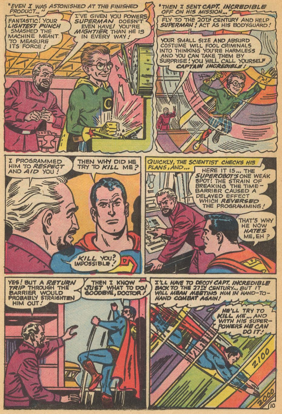 Read online Action Comics (1938) comic -  Issue #354 - 13