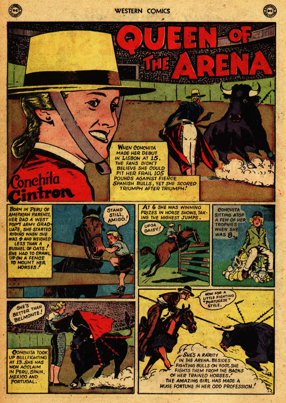 Western Comics issue 9 - Page 38