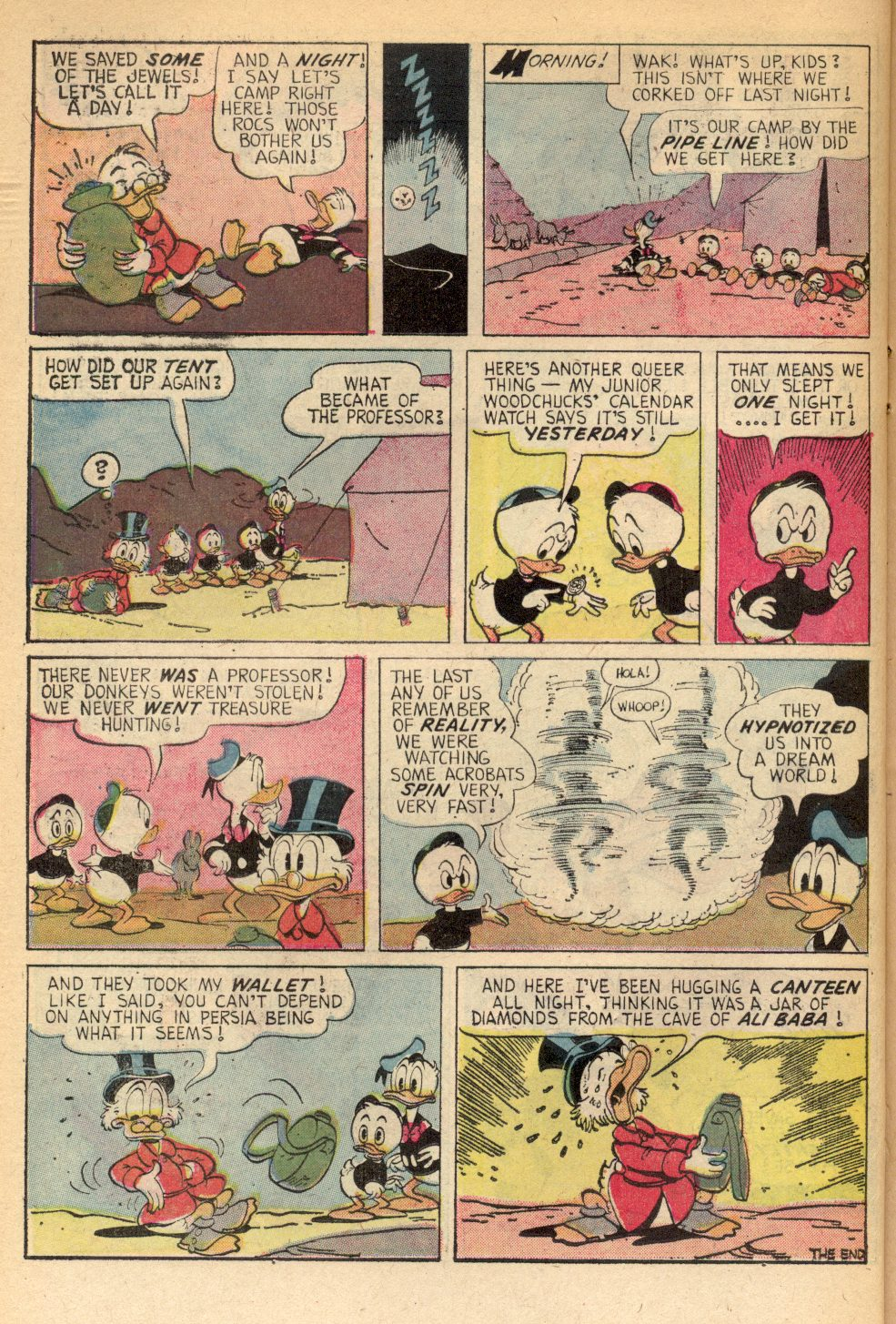 Read online Uncle Scrooge (1953) comic -  Issue #90 - 22