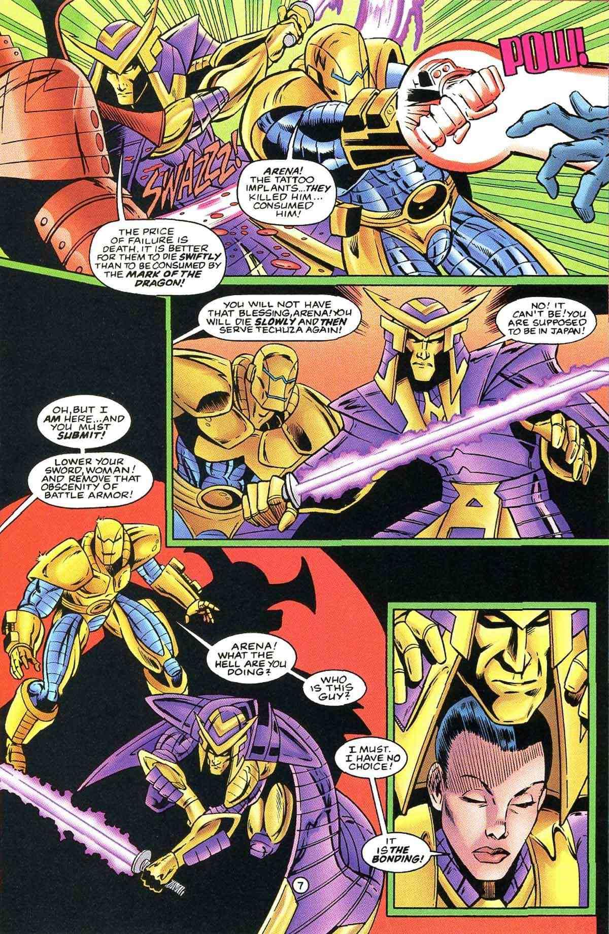 Read online Ultraverse Premiere comic -  Issue #10 - 40