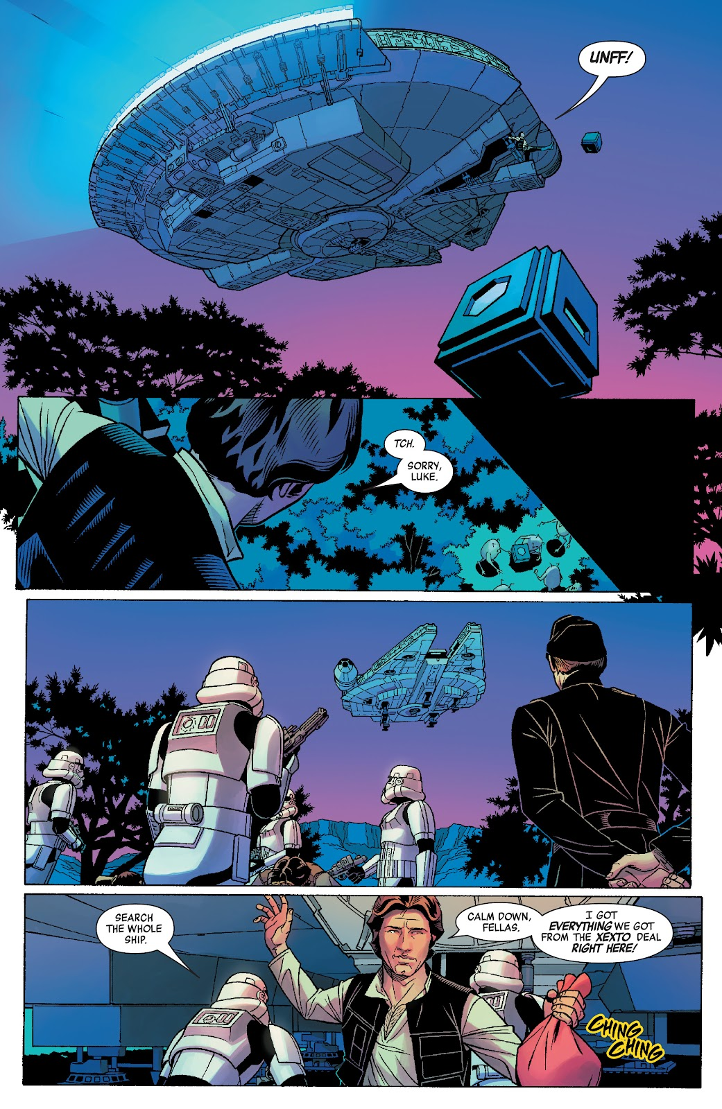 Read online Star Wars: Age of Rebellion - Heroes comic -  Issue # TPB - 43