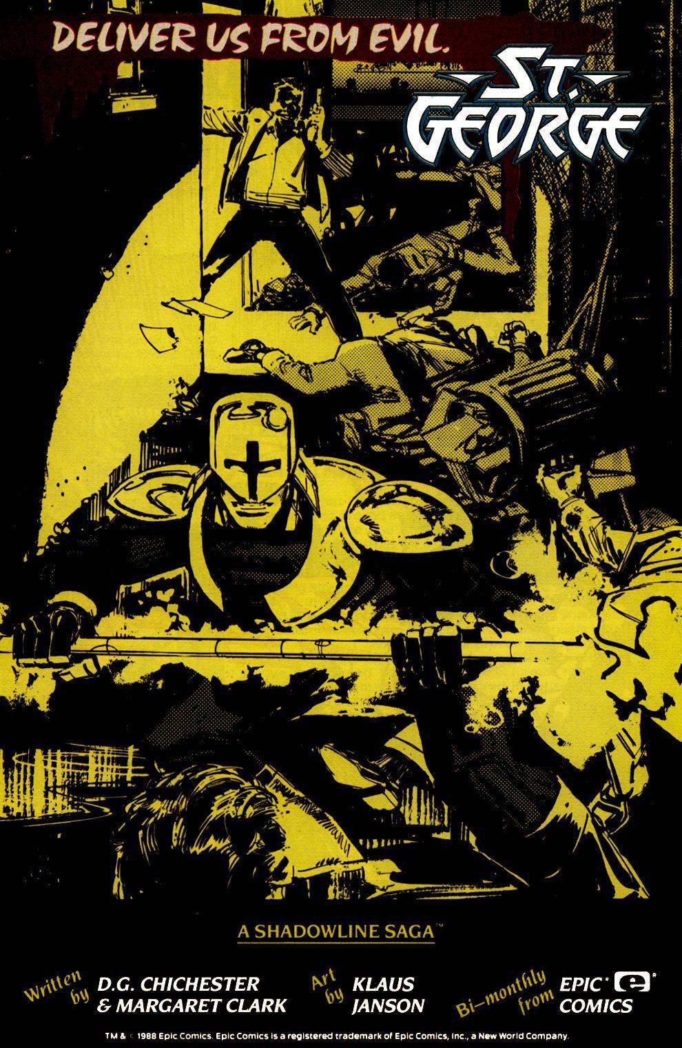 Read online Powerline comic -  Issue #6 - 32