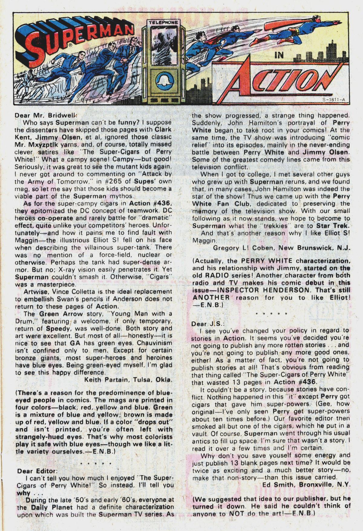 Action Comics (1938) 440 Page 31