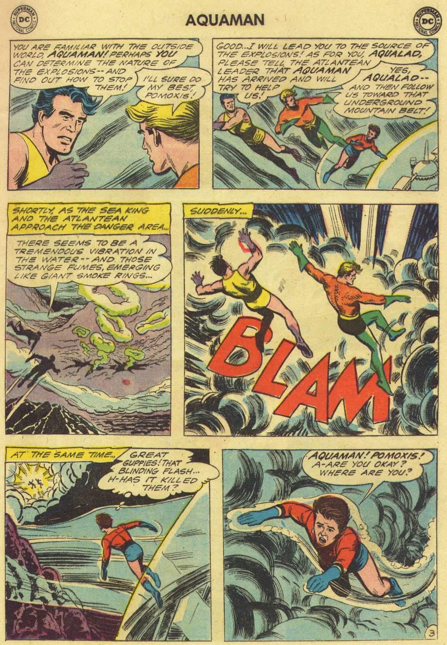 Aquaman (1962) Issue #3 #3 - English 5