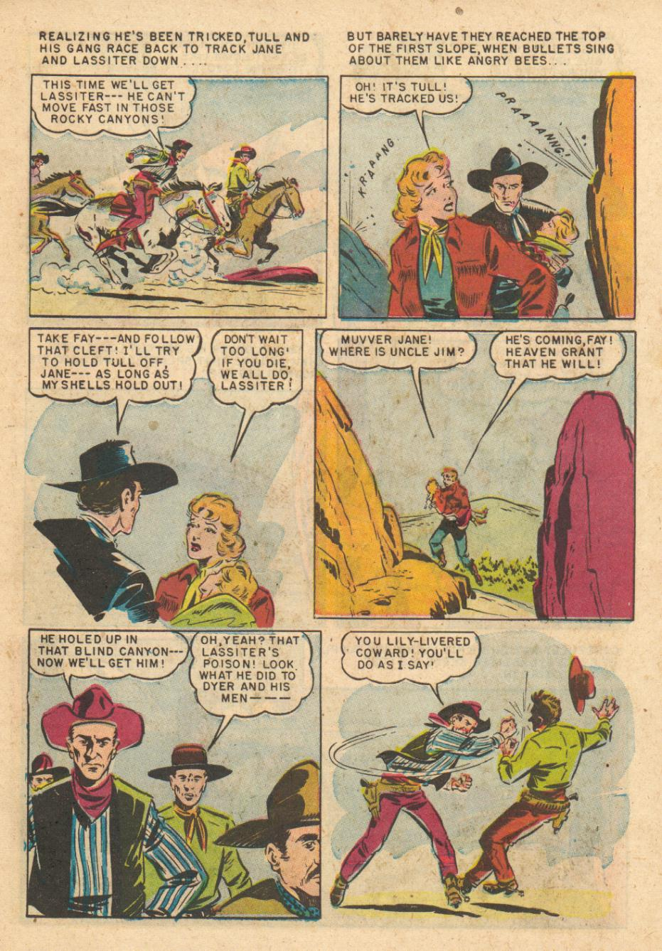 Four Color Comics issue 372 - Page 31