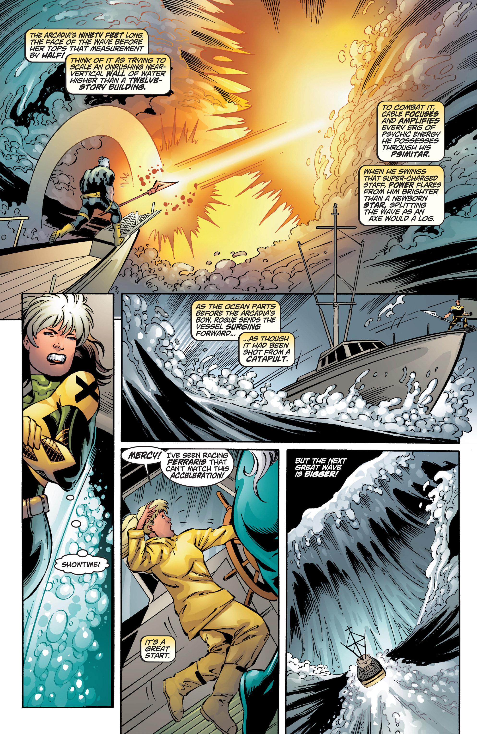 Read online Uncanny X-Men (1963) comic -  Issue #386 - 20