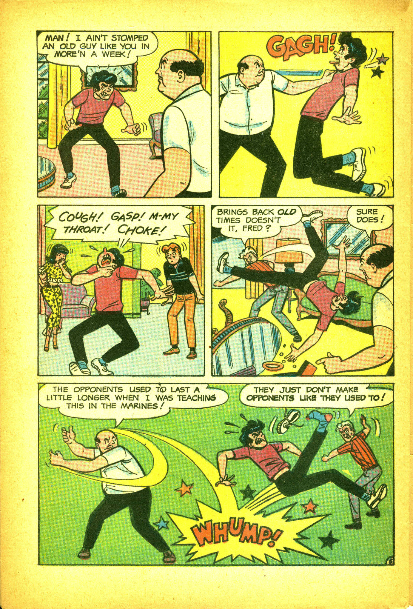 Read online Archie (1960) comic -  Issue #175 - 31