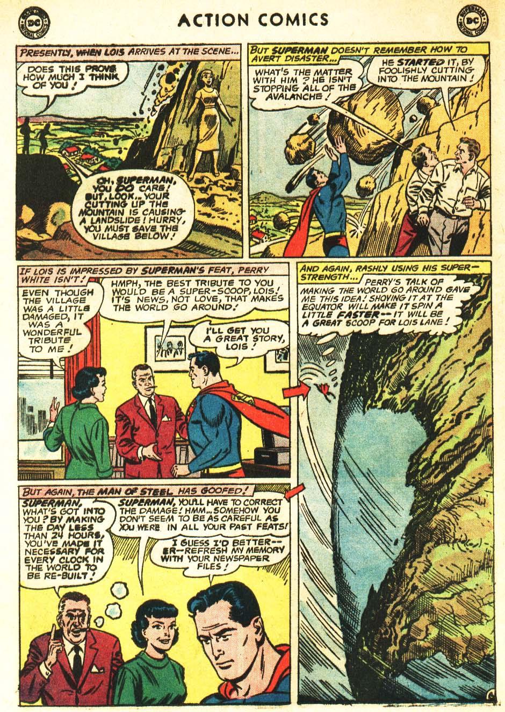 Action Comics (1938) 293 Page 6