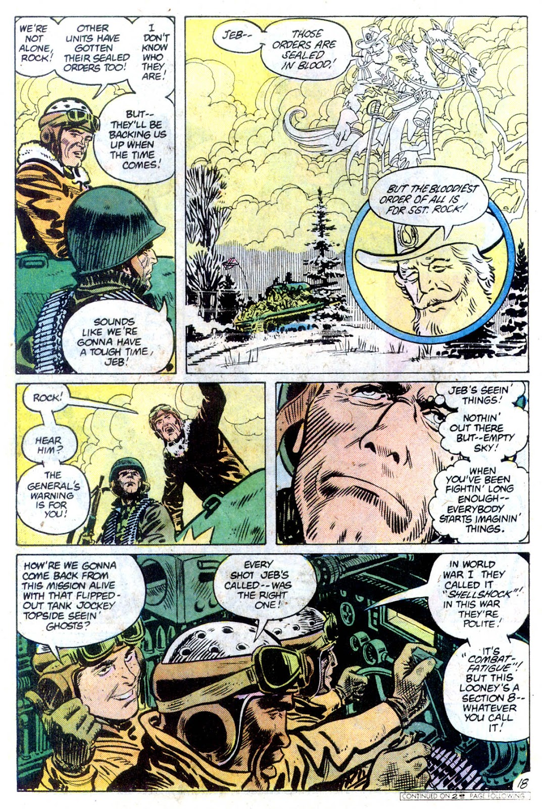 Sgt. Rock issue Annual 2 - Page 20