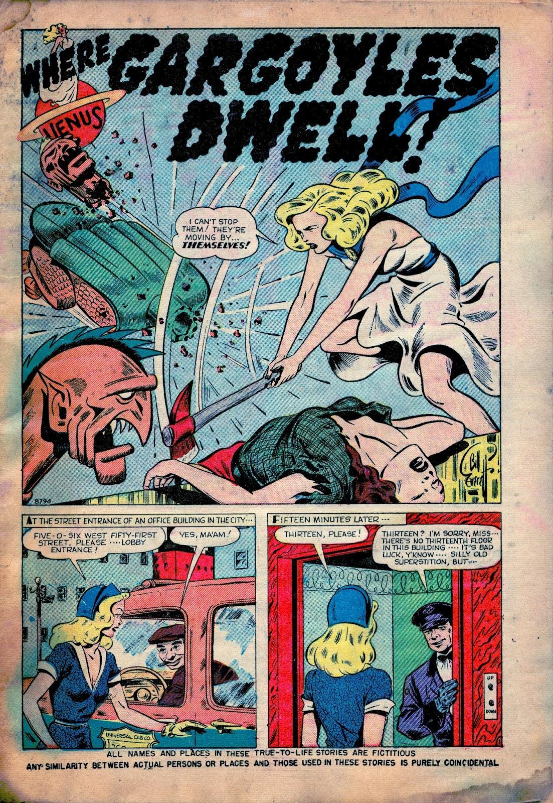 Venus (1948) issue 16 - Page 5