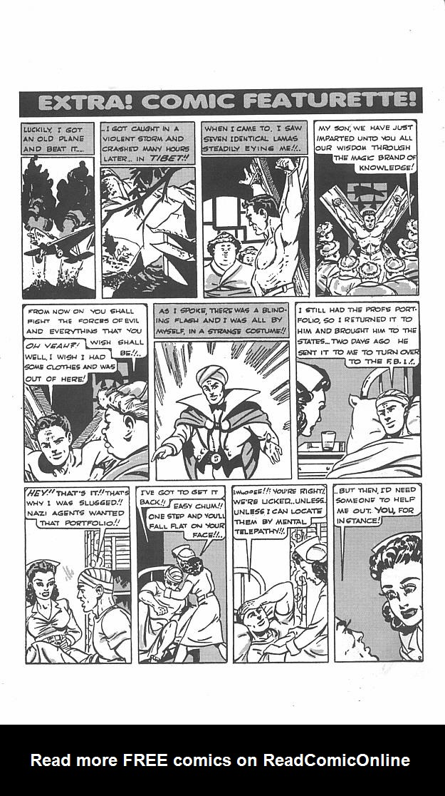 Read online Golden-Age Men of Mystery comic -  Issue #5 - 46