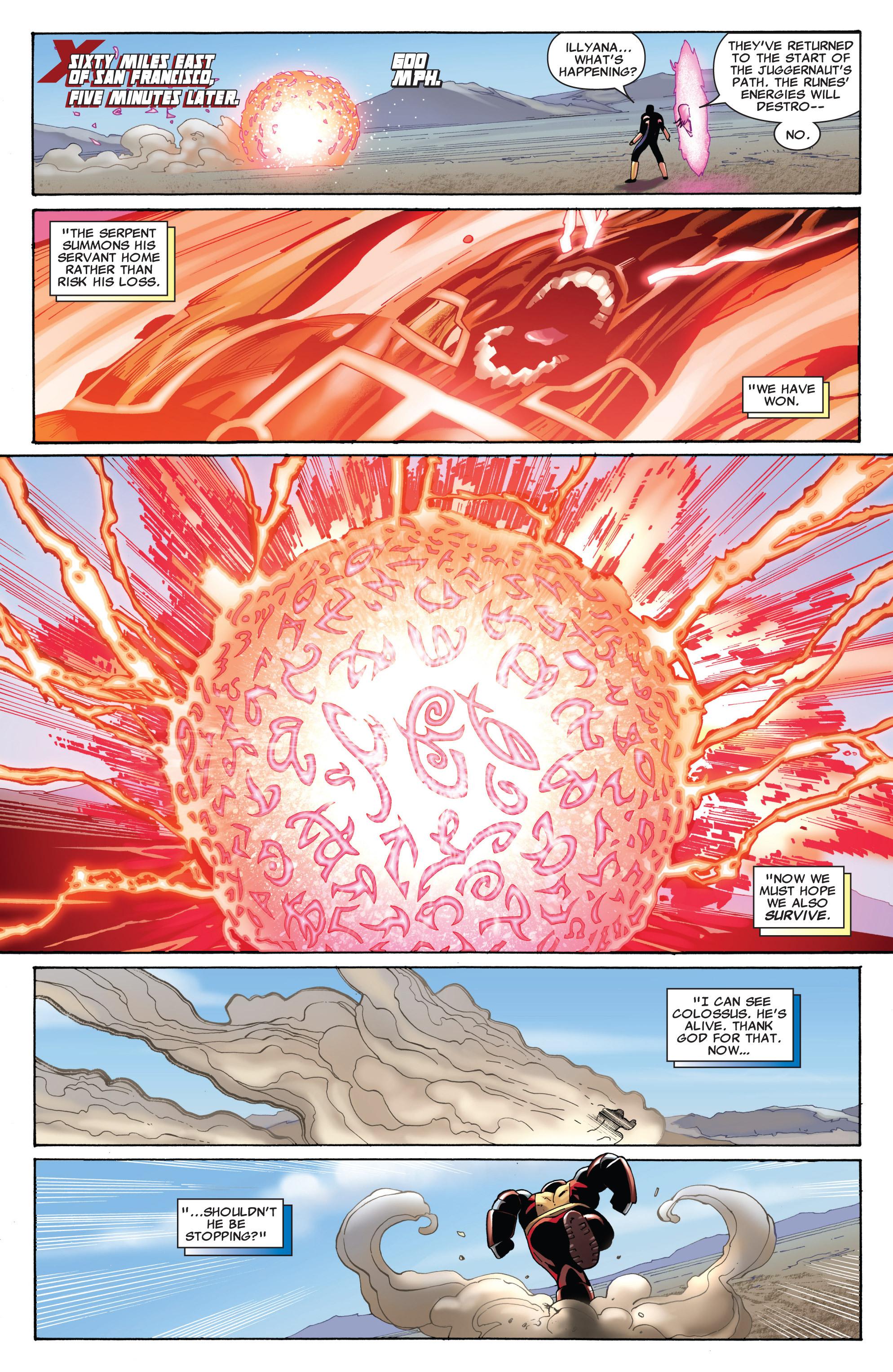 Read online Uncanny X-Men (1963) comic -  Issue #543 - 13