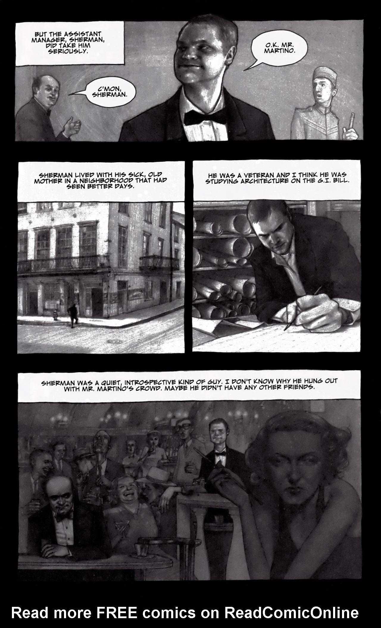 Read online American Splendor (2008) comic -  Issue #1 - 29