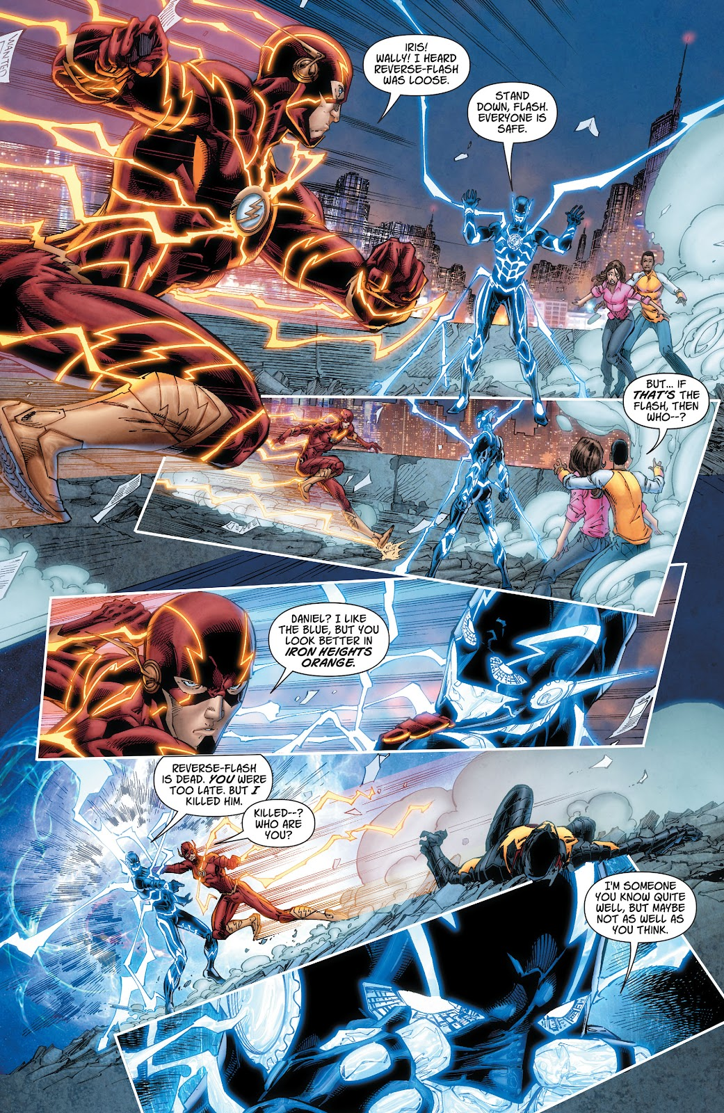 Read online The Flash (2011) comic -  Issue # _TPB 6 (Part 2) - 47
