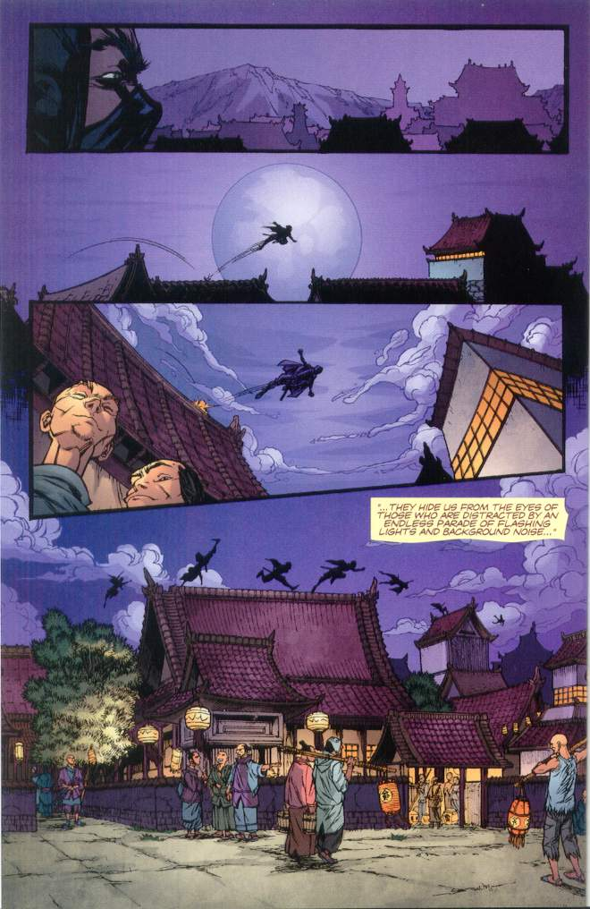 Read online Ninja Boy comic -  Issue #1 - 29