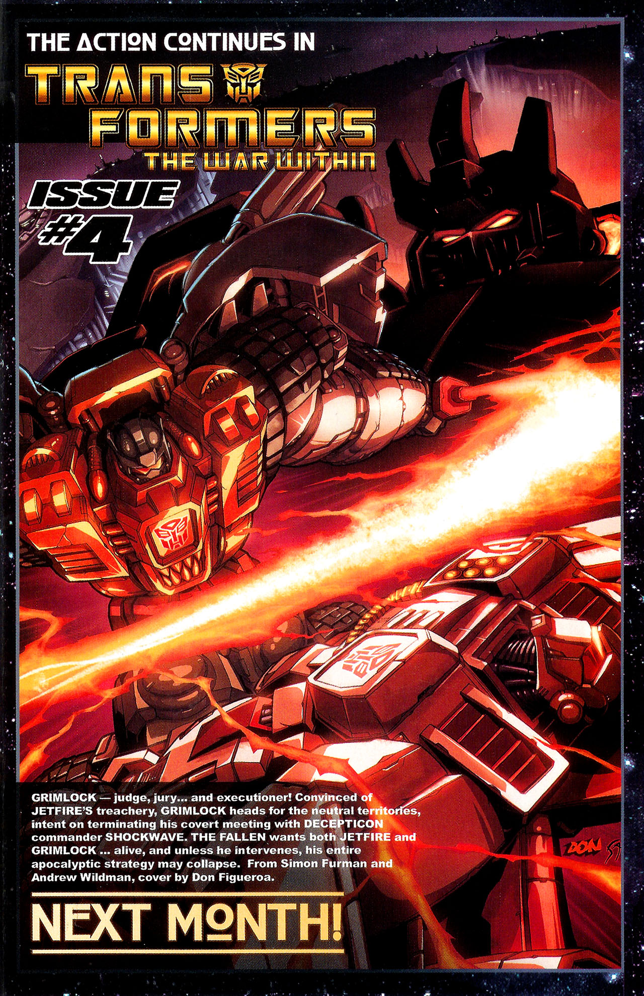 """Read online Transformers War Within: """"The Dark Ages"""" comic -  Issue #3 - 24"""