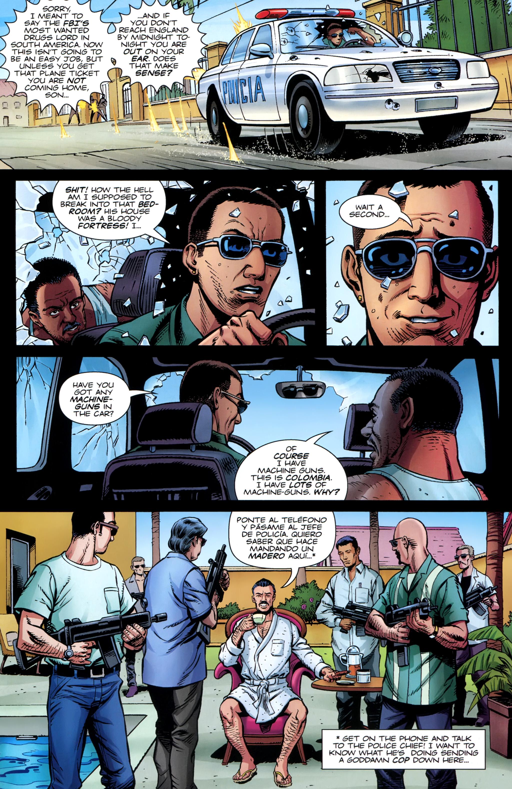Read online Secret Service comic -  Issue #4 - 14