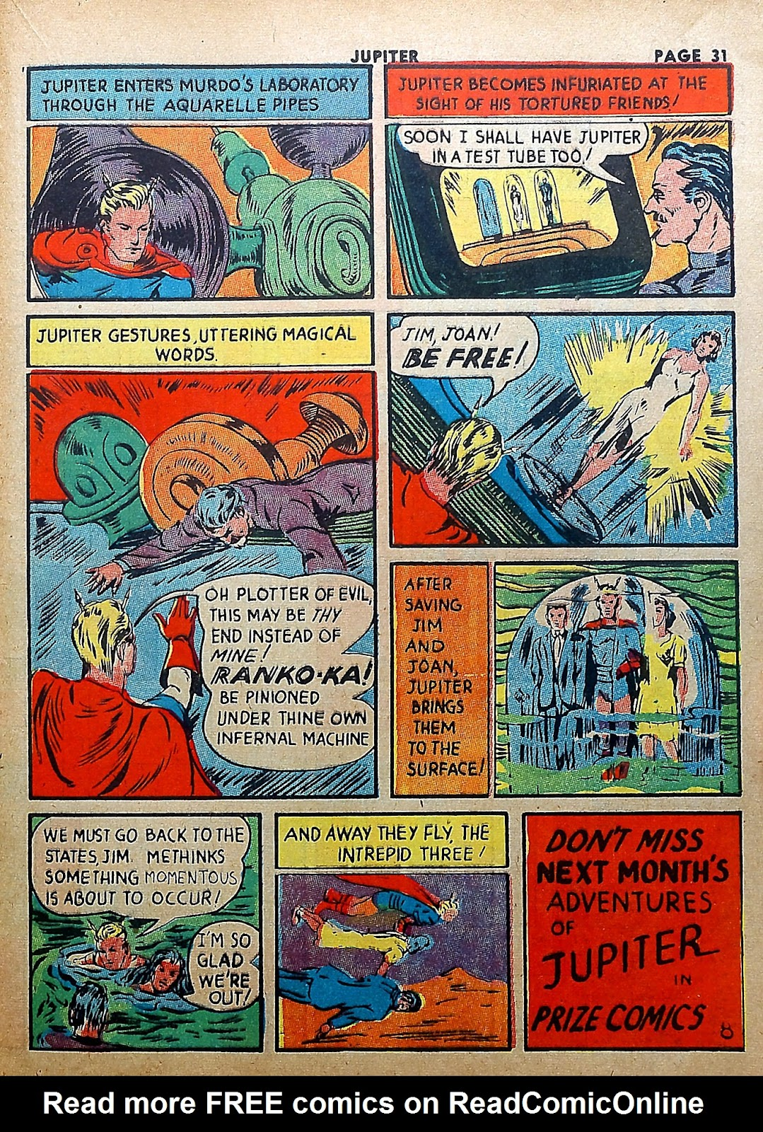 Prize Comics issue 5 - Page 32