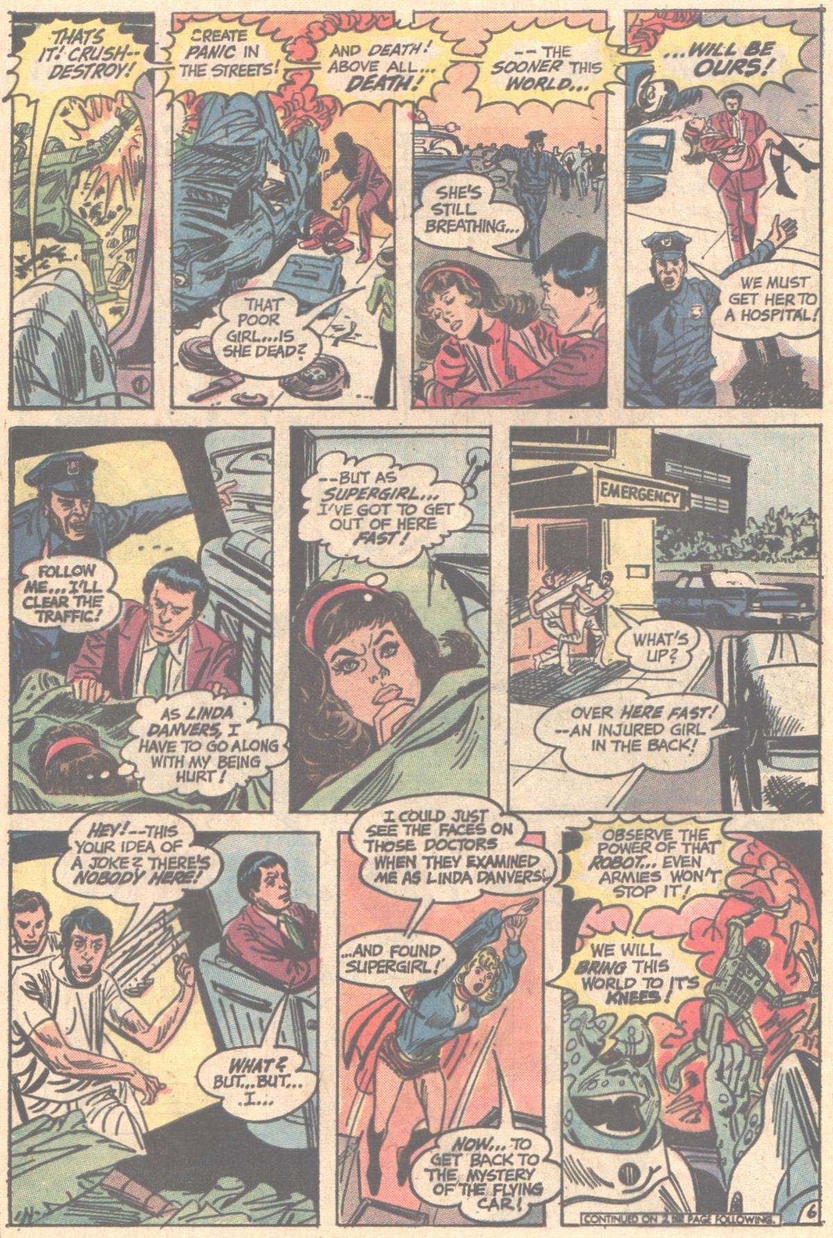 Read online Adventure Comics (1938) comic -  Issue #422 - 8
