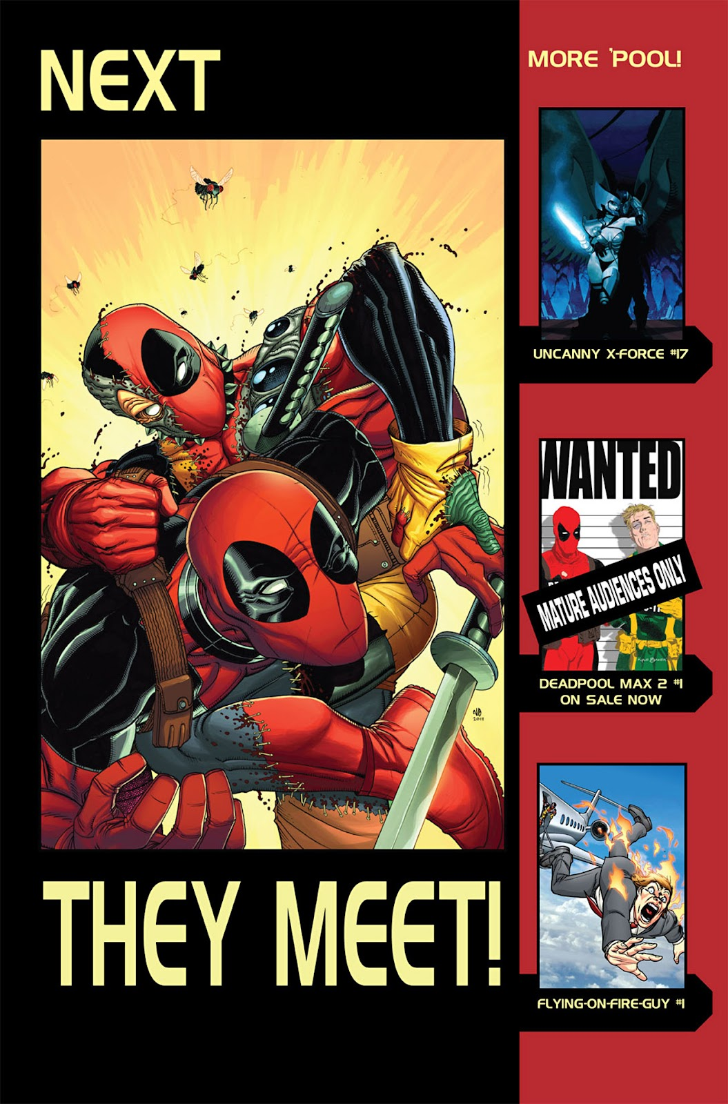 Read online Deadpool (2008) comic -  Issue #45 - 23