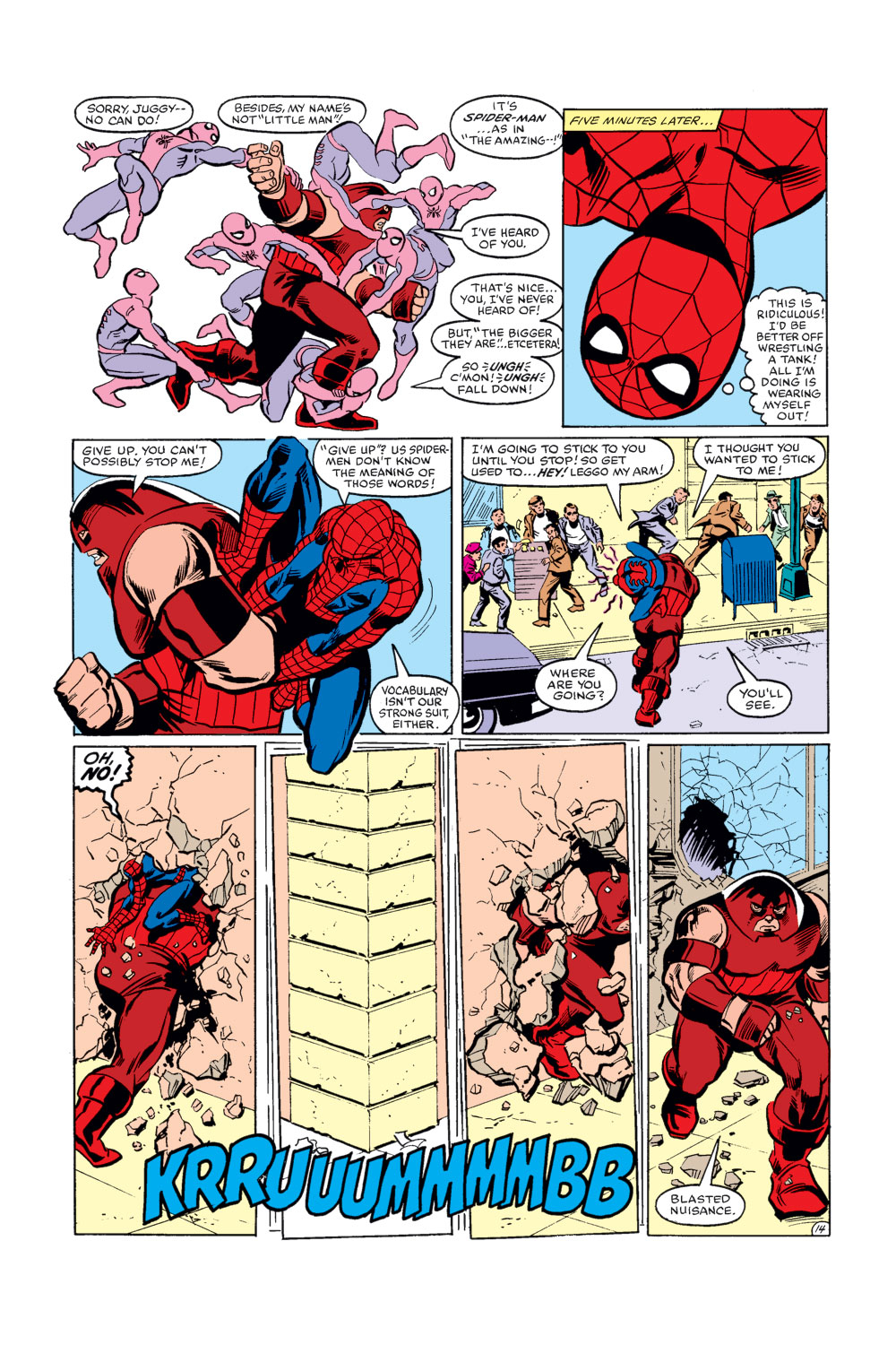The Amazing Spider-Man (1963) 229 Page 14