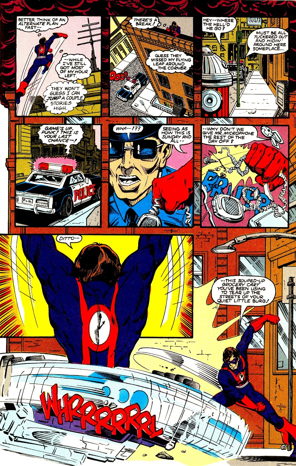 Infinity Inc. (1984) issue 21 - Page 17