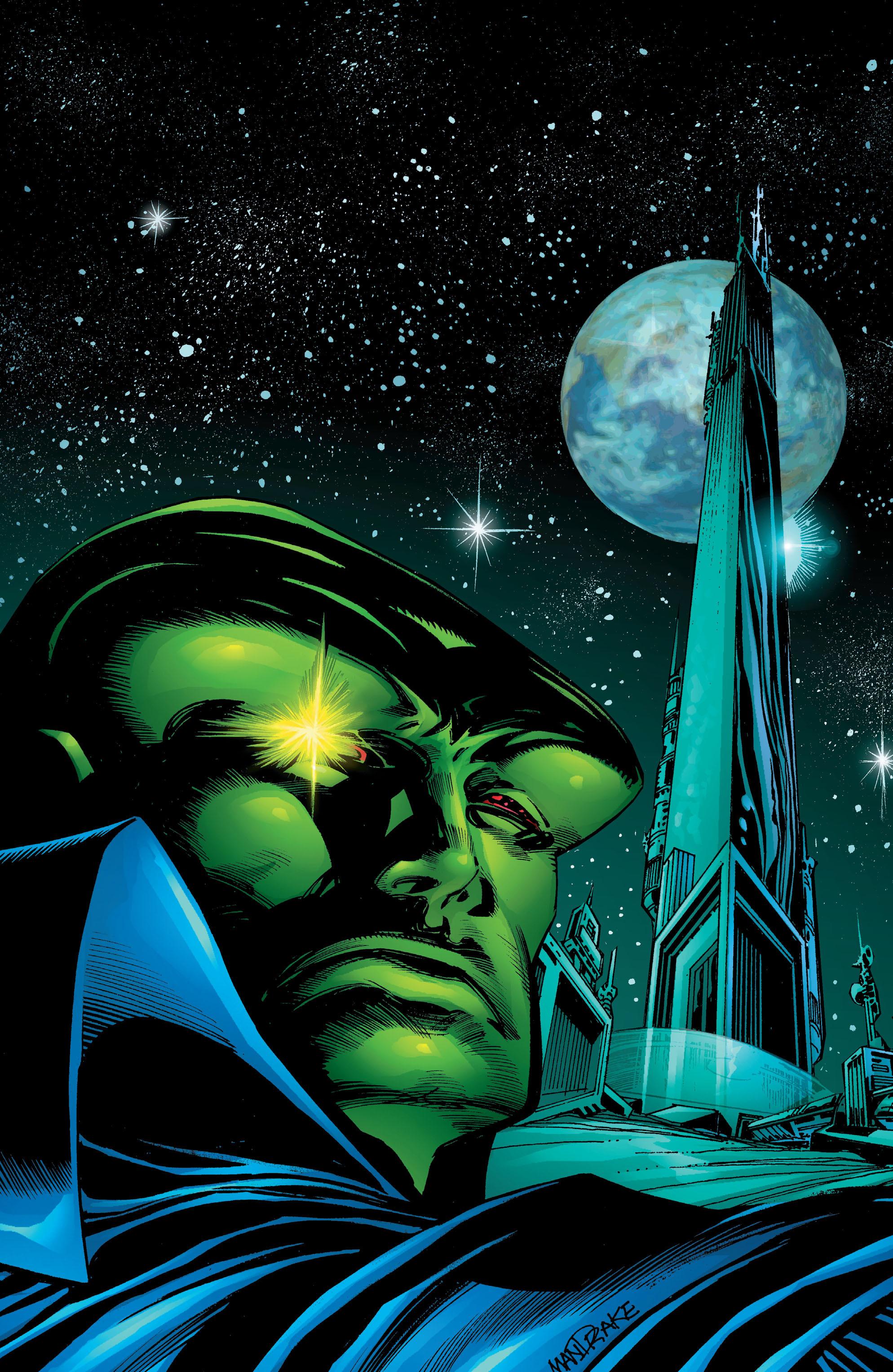 Read online Martian Manhunter: Son of Mars comic -  Issue # TPB - 31