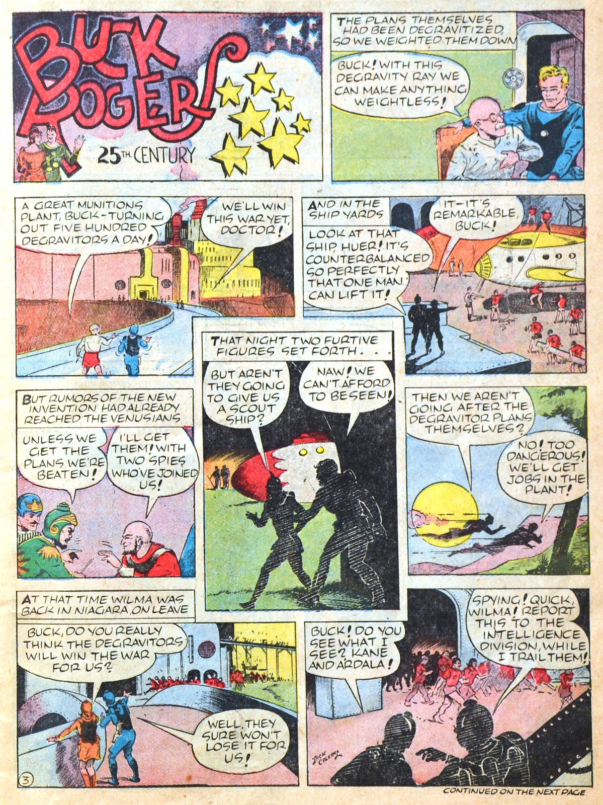 Read online Famous Funnies comic -  Issue #51 - 19