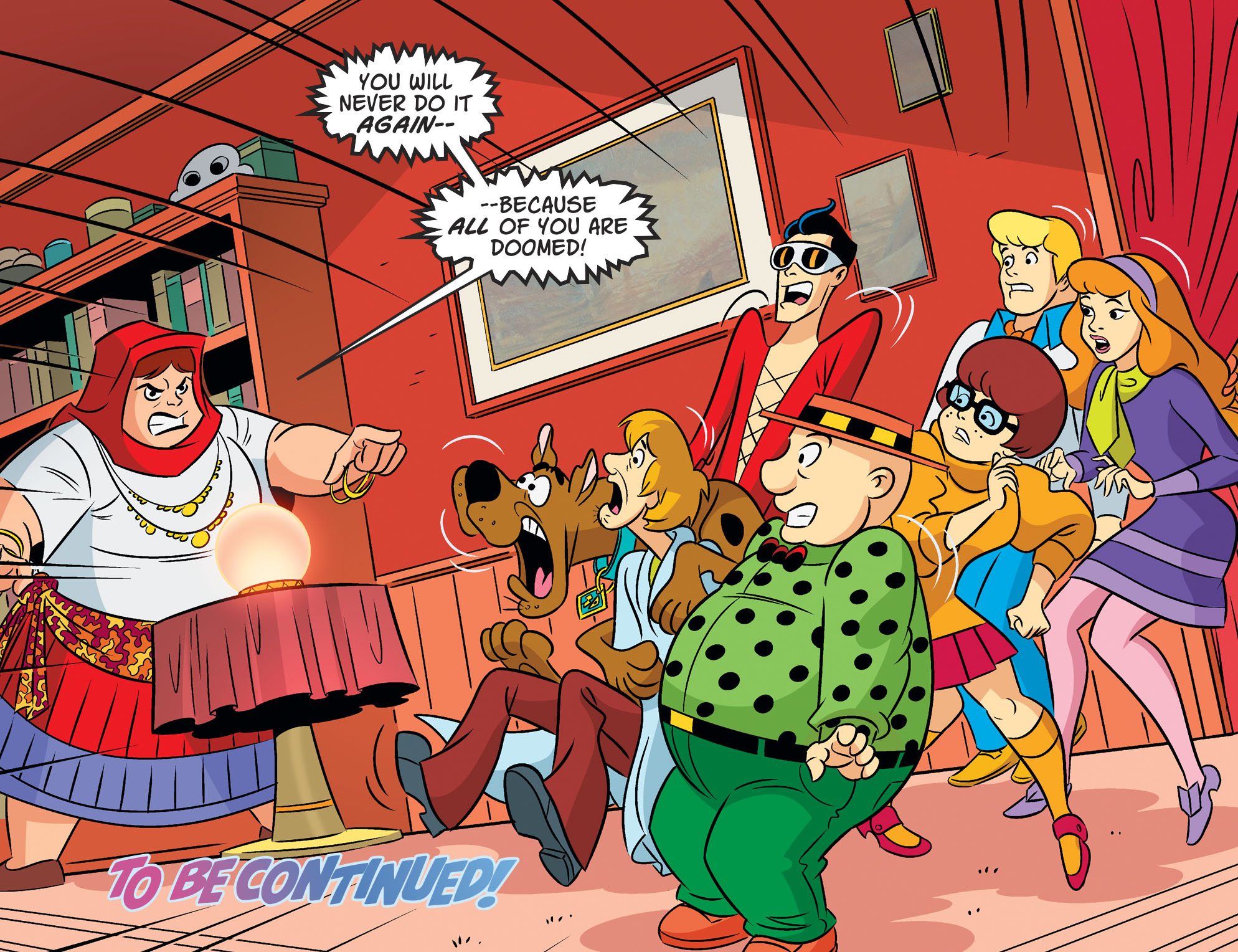 Read online Scooby-Doo! Team-Up comic -  Issue #53 - 23