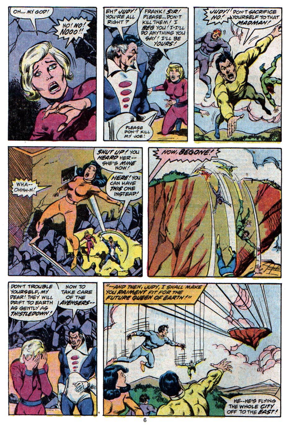 The Avengers (1963) 159 Page 4