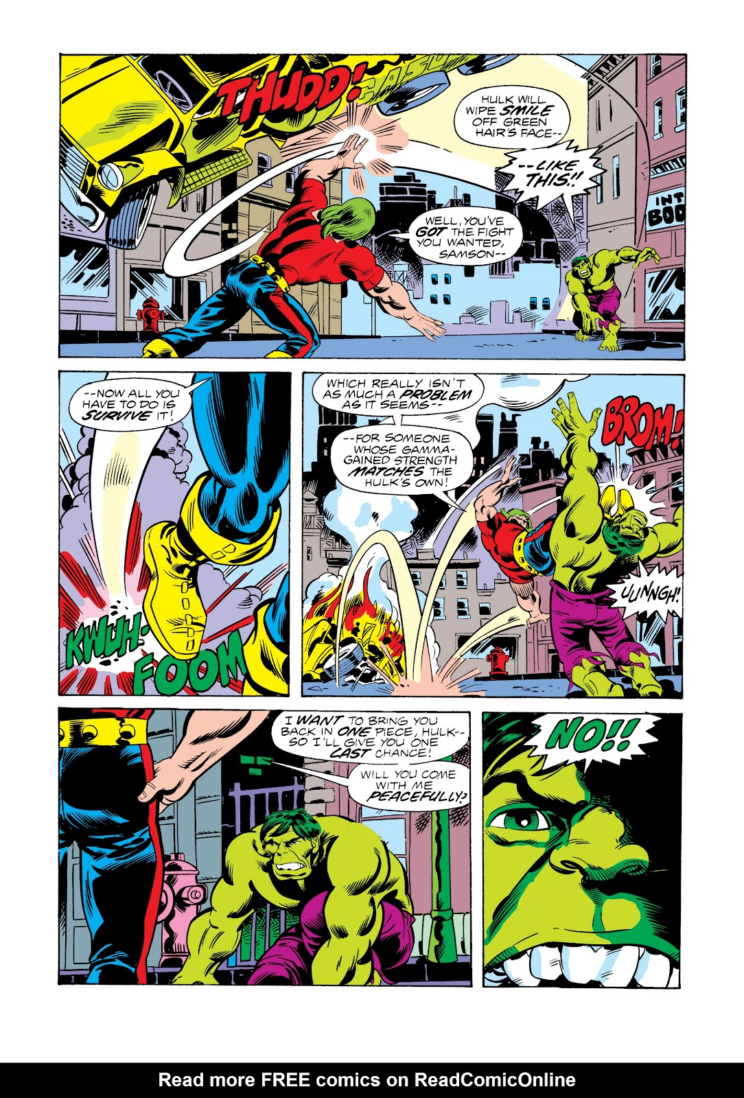 Read online Marvel Masterworks: The Incredible Hulk comic -  Issue # TPB 11 (Part 2) - 92