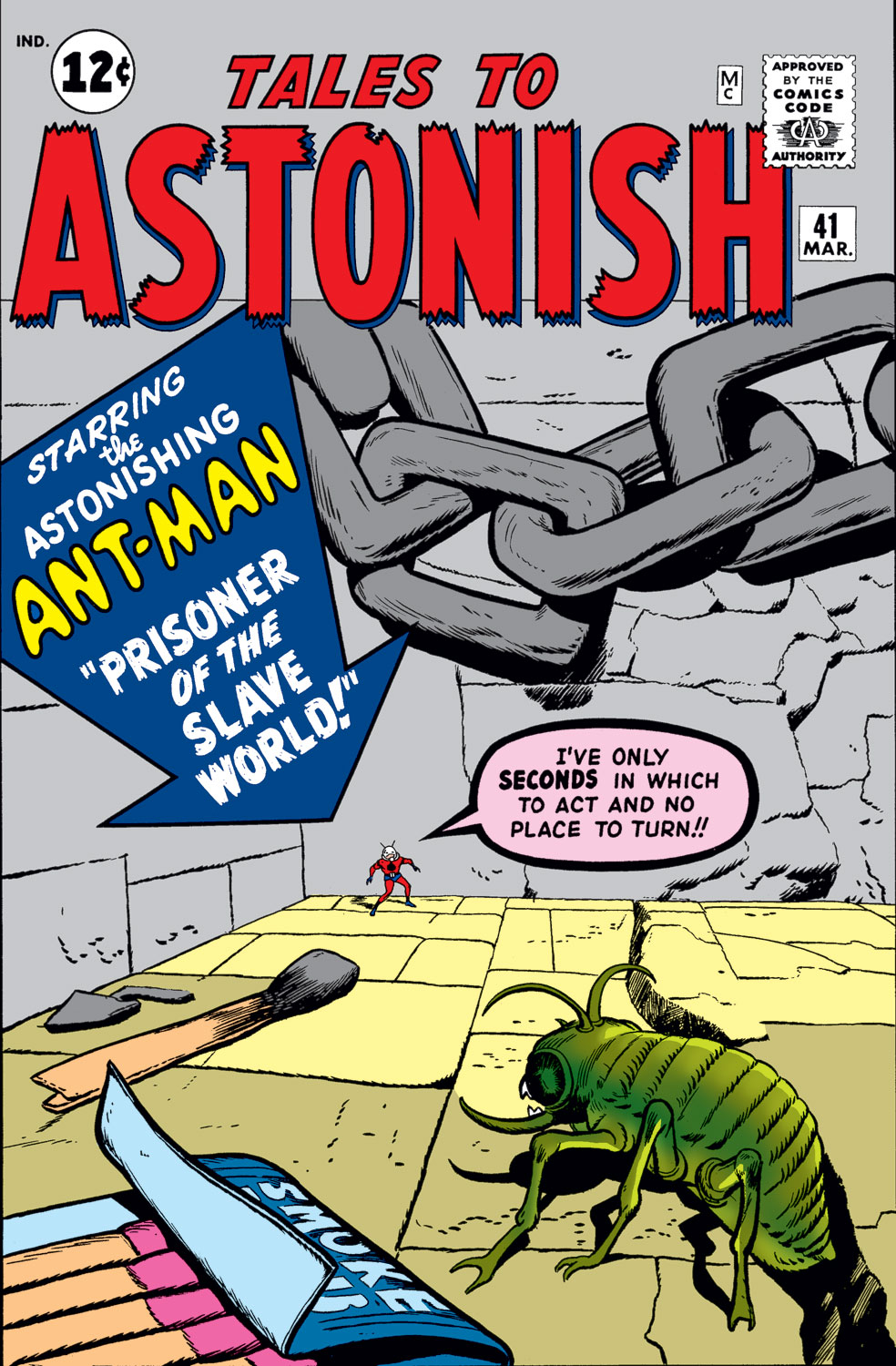 Tales to Astonish (1959) 41 Page 1