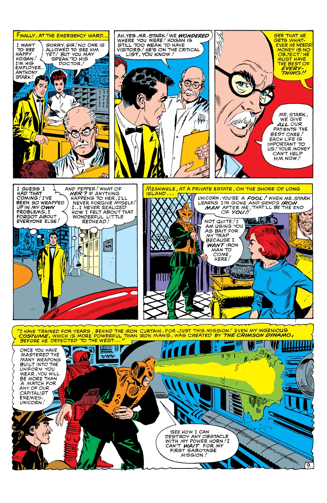 Read online Marvel Masterworks: The Invincible Iron Man comic -  Issue # TPB 2 (Part 1) - 90