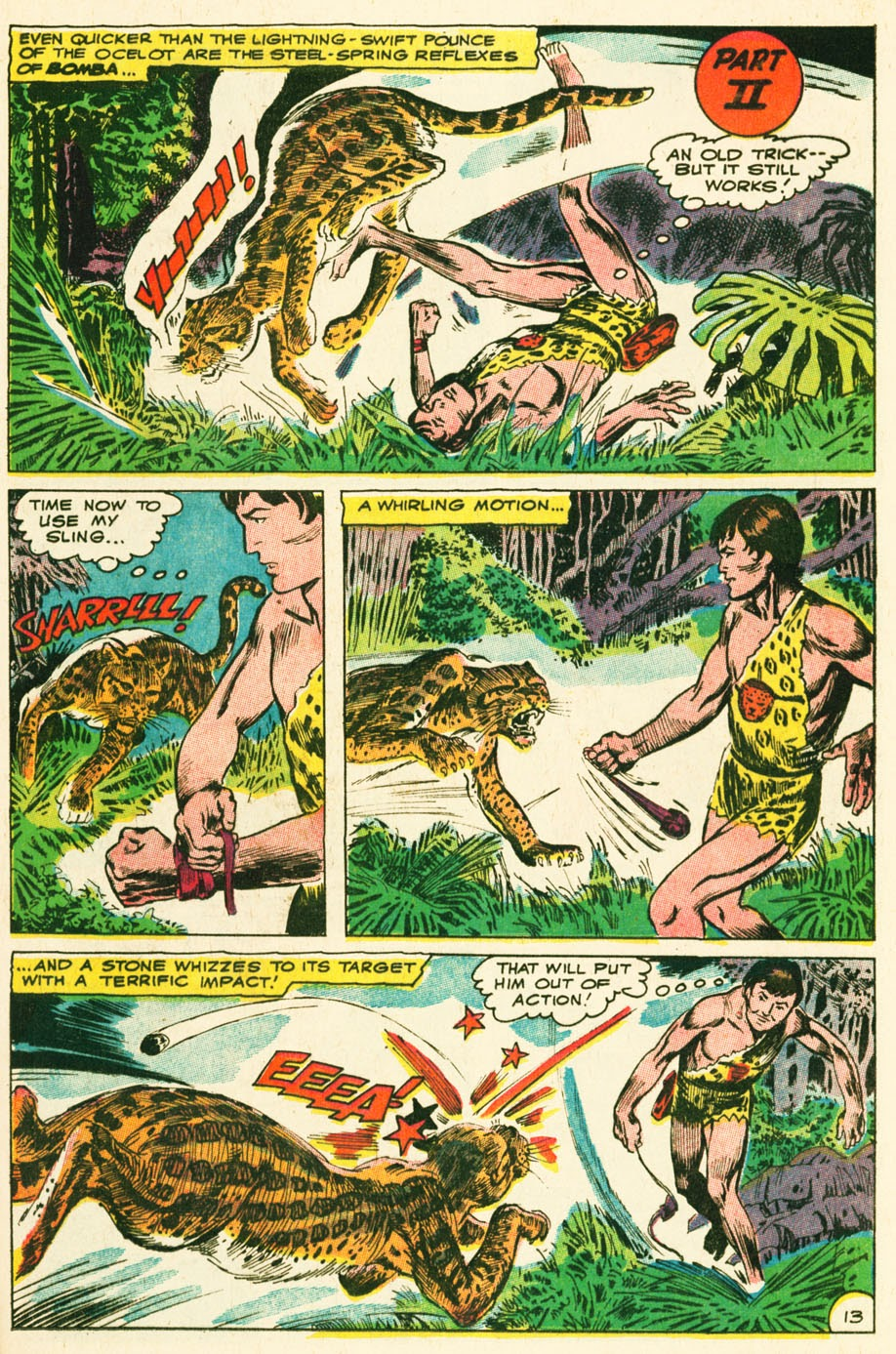 Bomba, The Jungle Boy issue 1 - Page 19